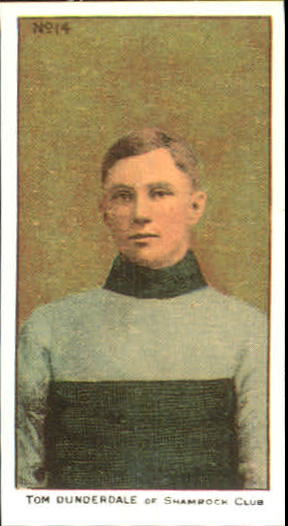 1910-11 C56 #14 Tom Dunderdale RC