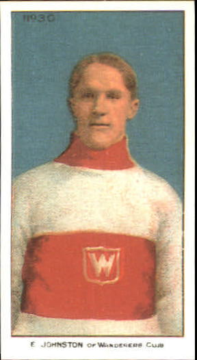 1910-11 C56 #30 Ernest Johnson RC