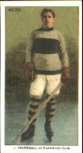 1910-11 C56 #35 Jack Marshall RC