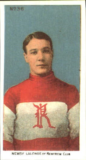 1910-11 C56 #36 Newsy Lalonde RC