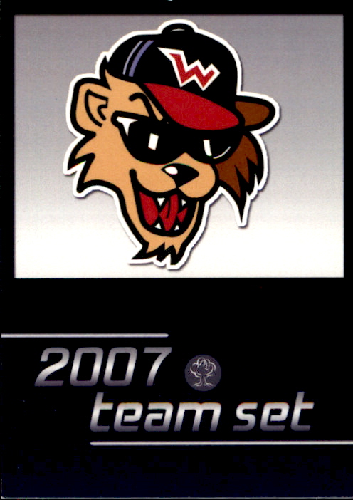 2007 washington things choice nno team logo cl