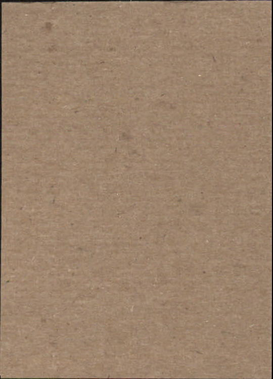 1951-52 Parkhurst #15 Gerry McNeil RC back image