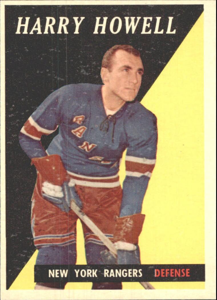 1958-59 Topps #60 Harry Howell