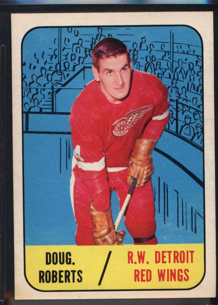1967-68 Topps #50 Doug Roberts RC
