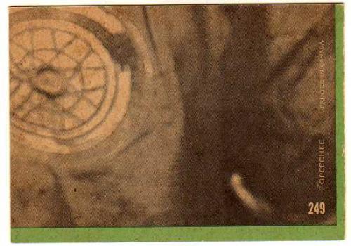1970-71 O-Pee-Chee #249 Bobby Orr Ross back image