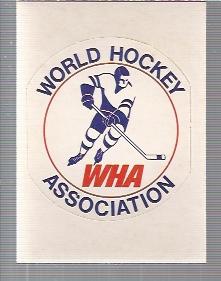 1972-73 O-Pee-Chee Team Logos #18 WHA Logo SP