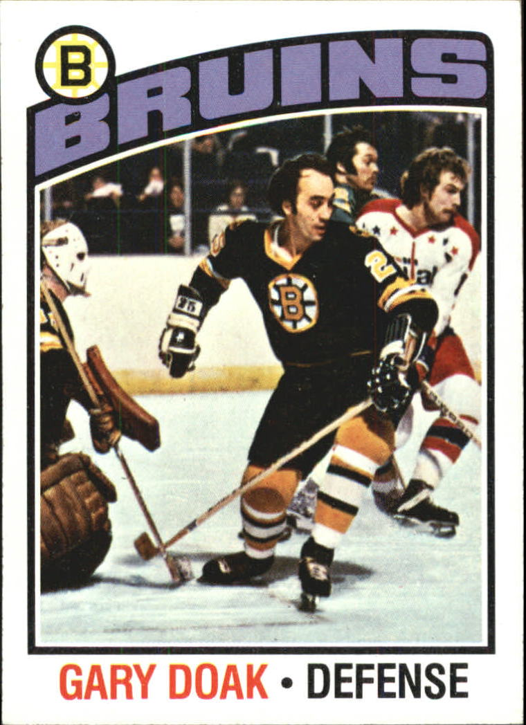 1976-77 Topps #7 Gary Doak