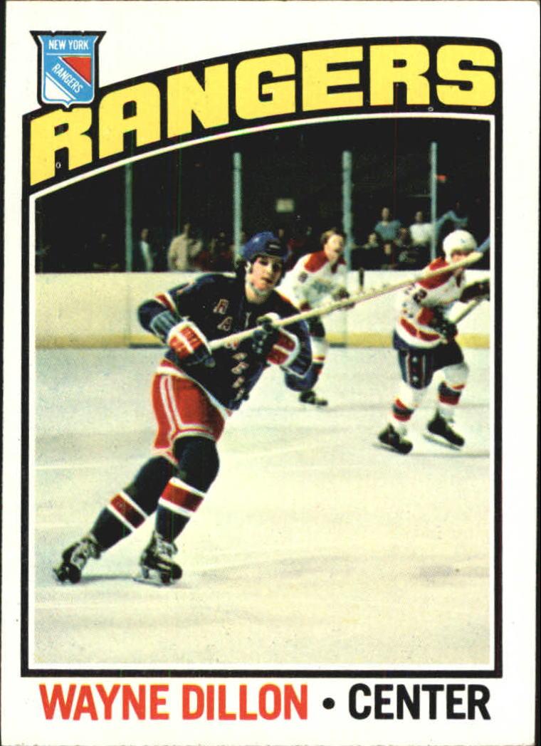 1976-77 Topps #9 Wayne Dillon