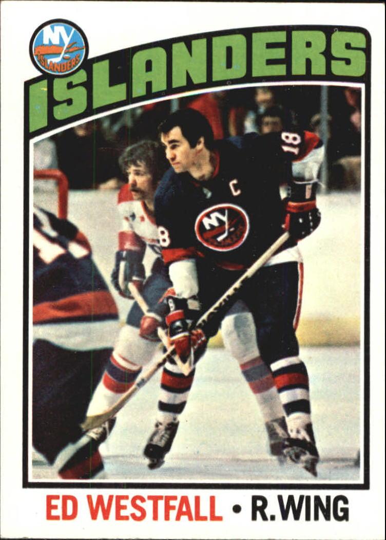 1976-77 Topps #11 Ed Westfall