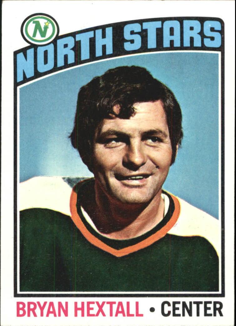 1976-77 Topps #13 Bryan Hextall