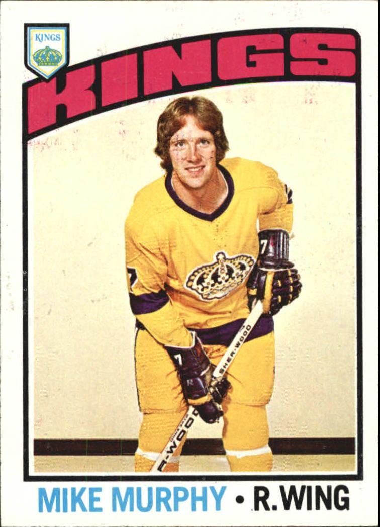 1976-77 Topps #21 Mike Murphy