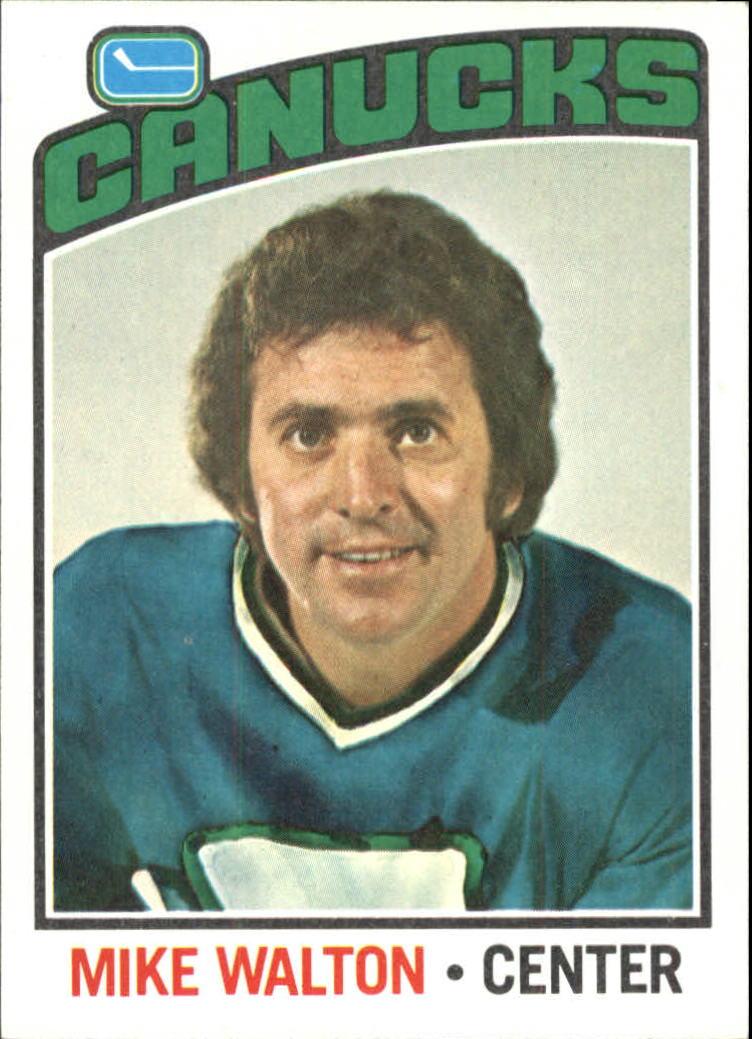 1976-77 Topps #23 Mike Walton