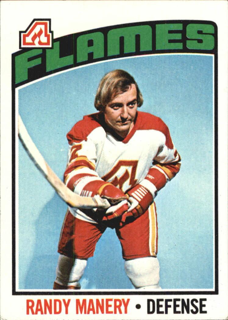 1976-77 Topps #24 Randy Manery