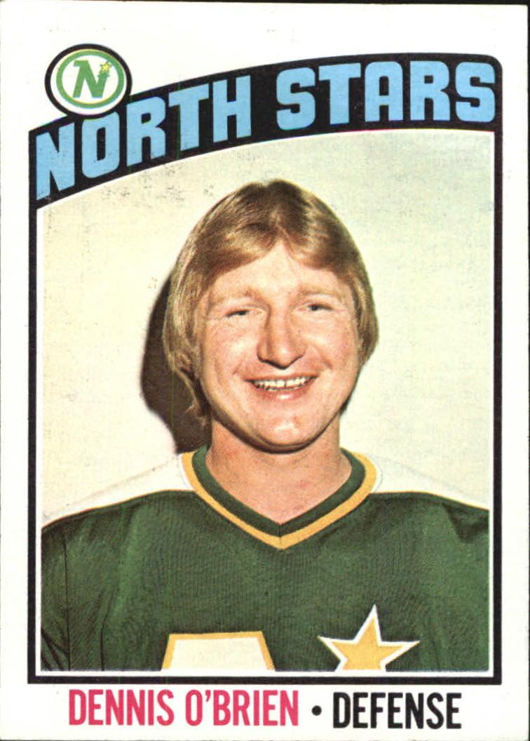 1976-77 Topps #34 Dennis O'Brien