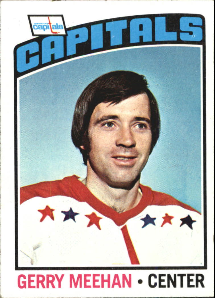 1976-77 Topps #35 Gerry Meehan
