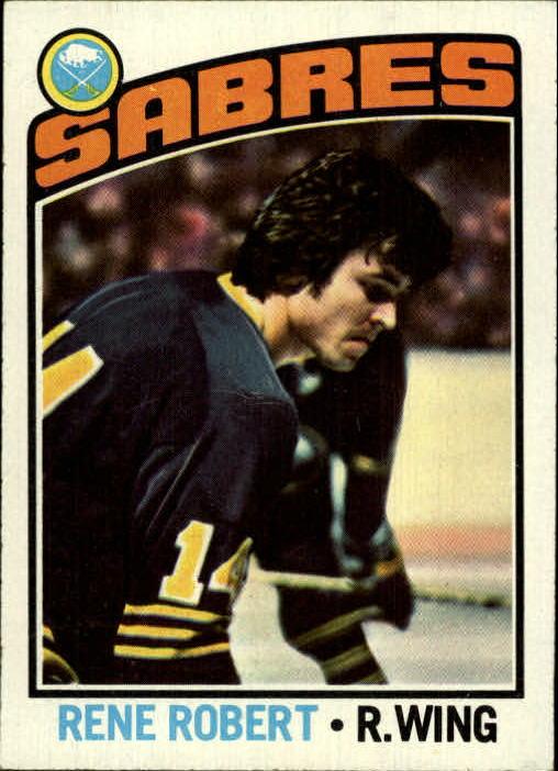 1976-77 Topps #42 Rene Robert