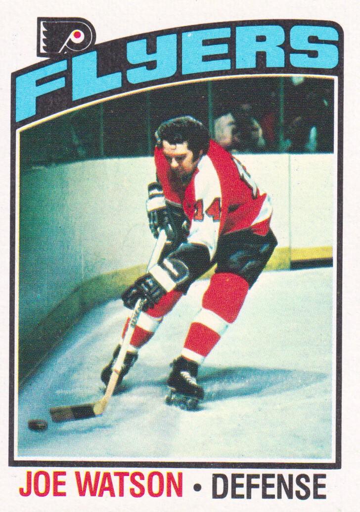 1976-77 Topps #45 Joe Watson