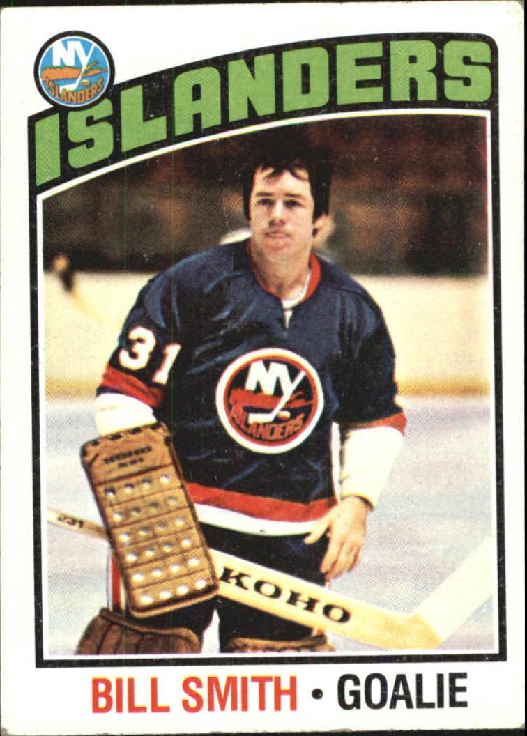 1976-77 Topps #46 Billy Smith