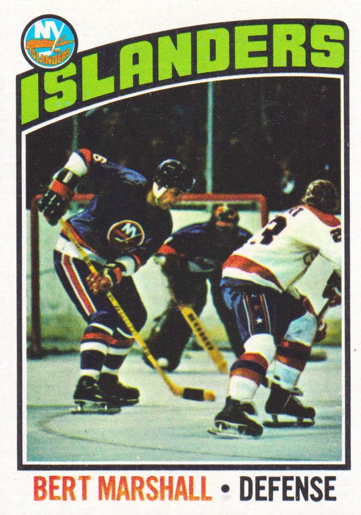 1976-77 Topps #62 Bert Marshall