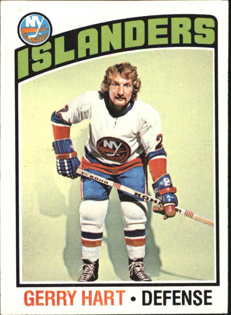 1976-77 Topps #77 Gerry Hart