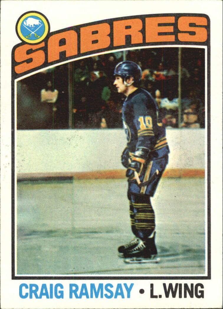 1976-77 Topps #78 Craig Ramsay