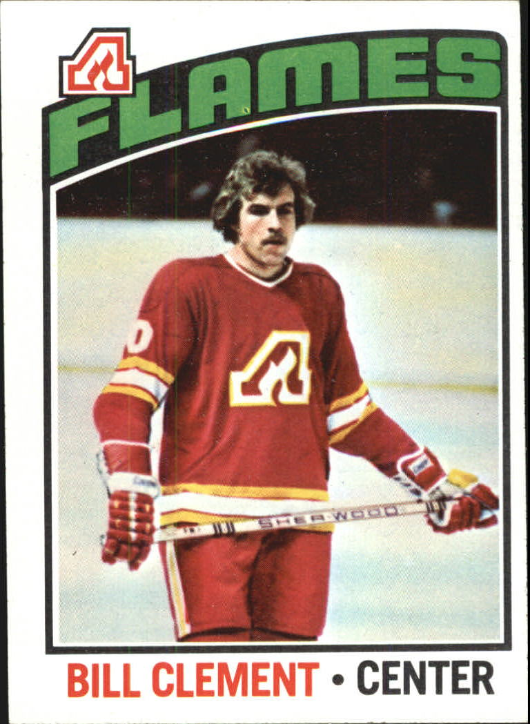 1976-77 Topps #82 Bill Clement