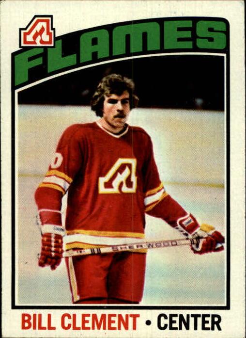 1976-77 Topps #82 Bill Clement