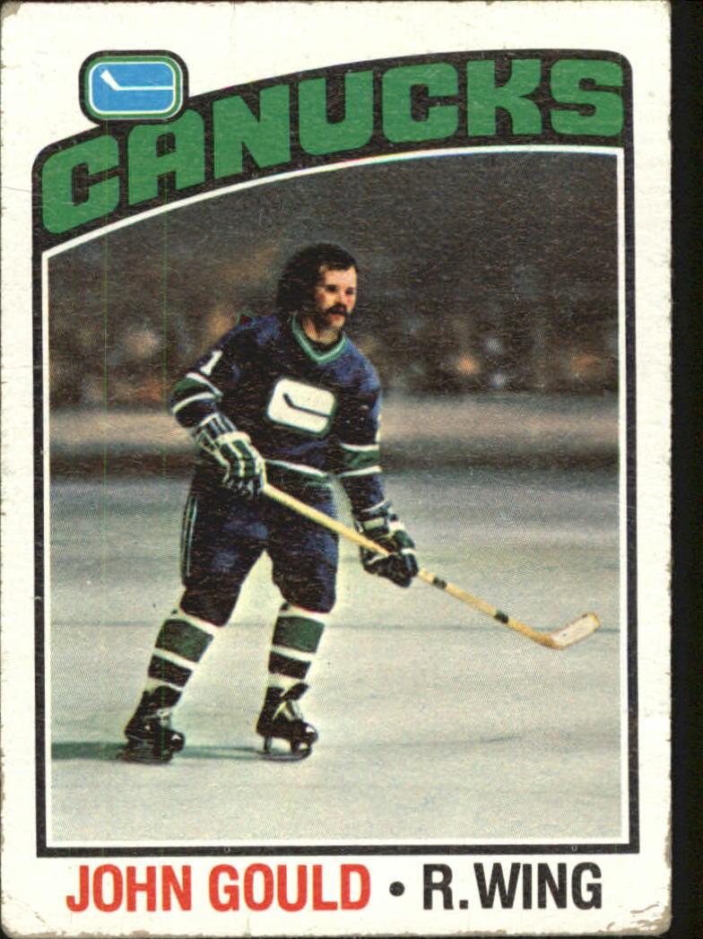 1976-77 Topps #85 John Gould