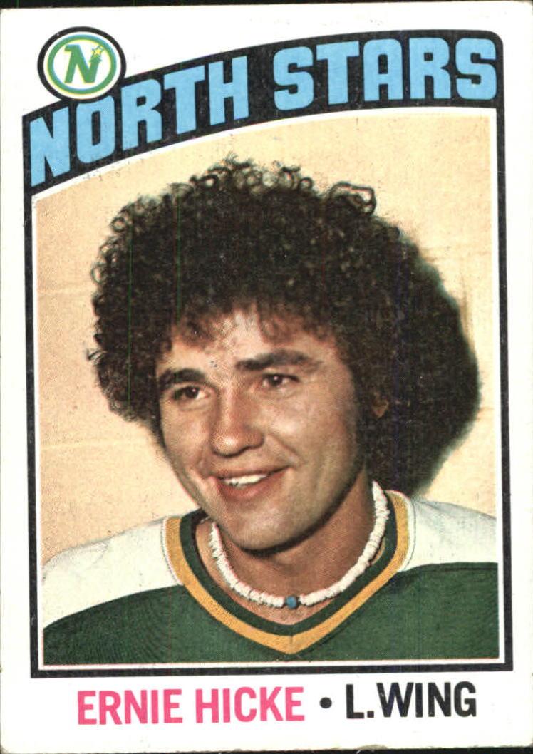 1976-77 Topps #87 Ernie Hicke