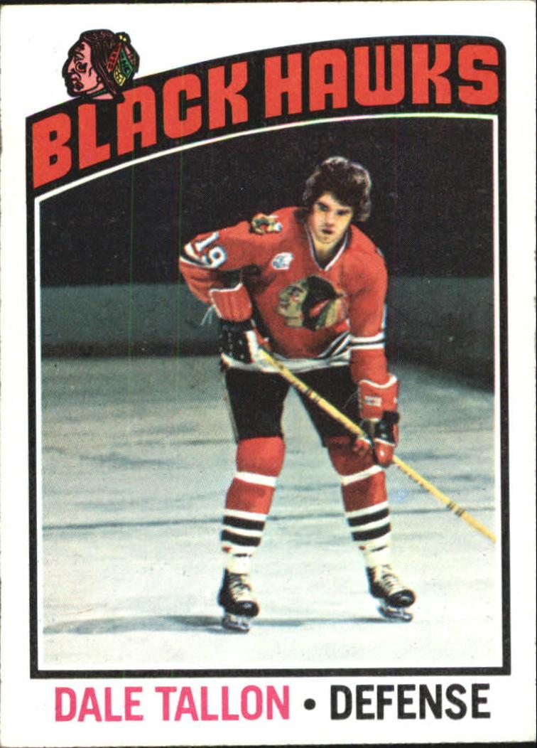 1976-77 Topps #89 Dale Tallon