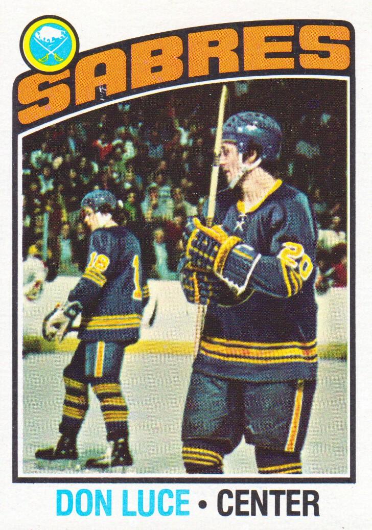 1976-77 Topps #94 Don Luce