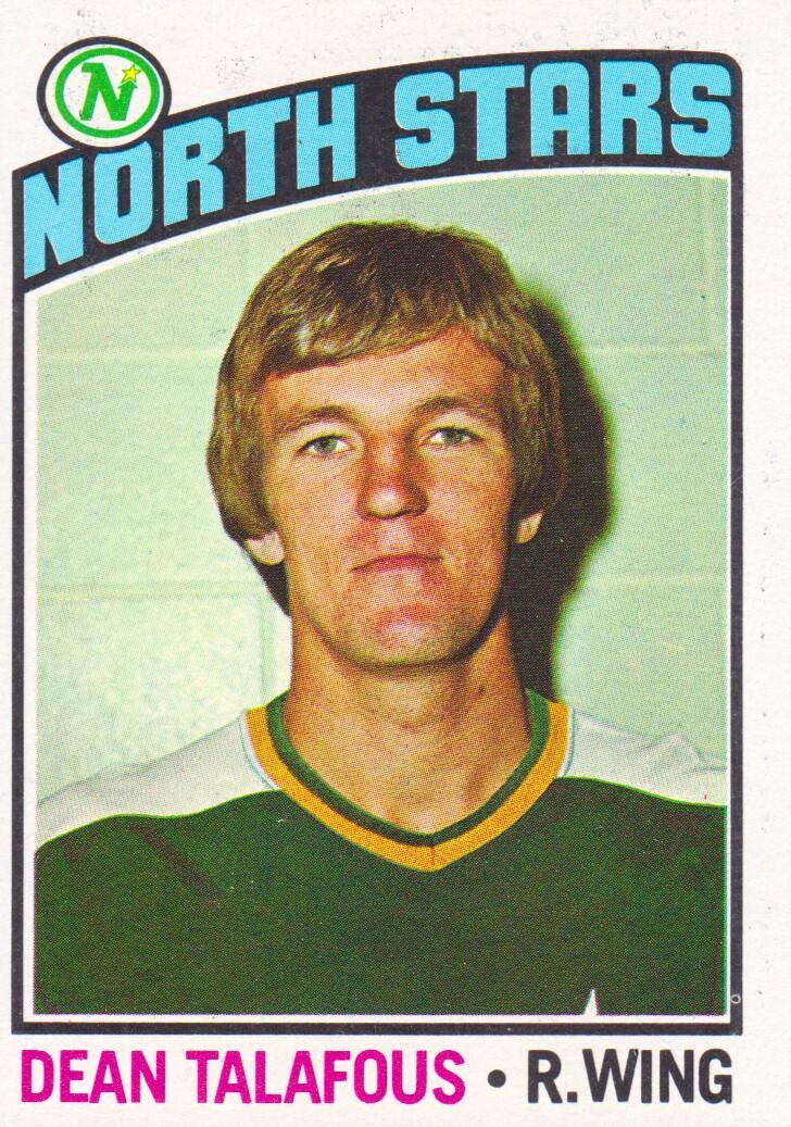 1976-77 Topps #103 Dean Talafous