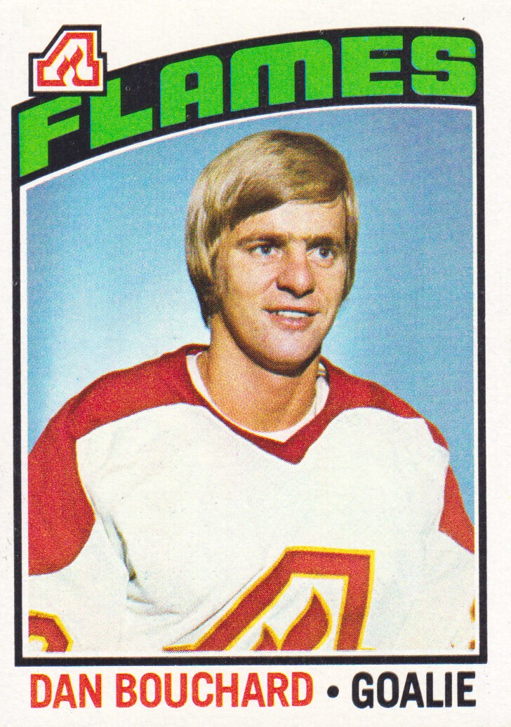 1976-77 Topps #111 Dan Bouchard