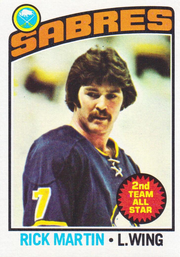 1976-77 Topps #210 Richard Martin