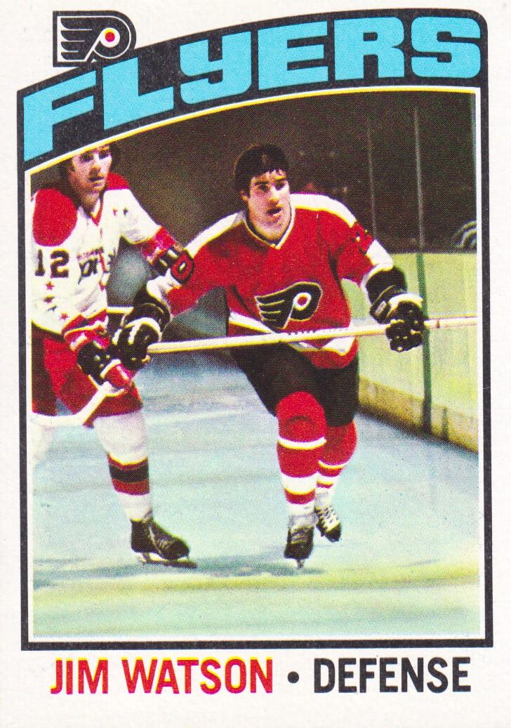 1976-77 Topps #247 Jimmy Watson