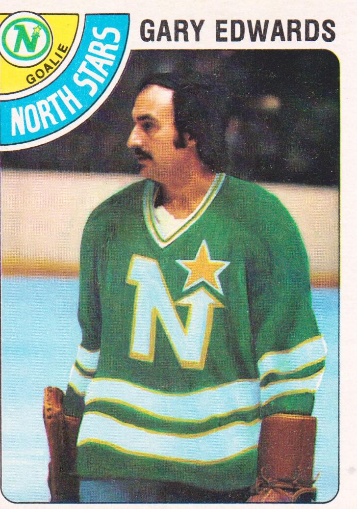 1978-79 Topps #6 Gary Edwards