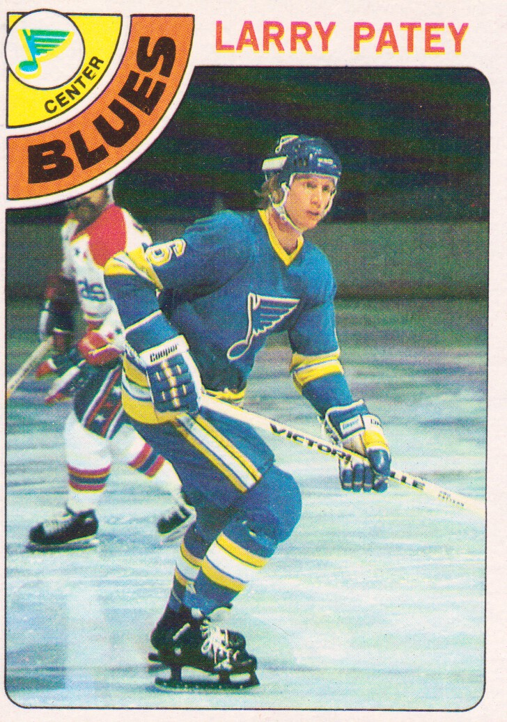 1978-79 Topps #8 Larry Patey