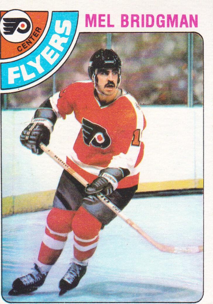 1978-79 Topps #26 Mel Bridgman