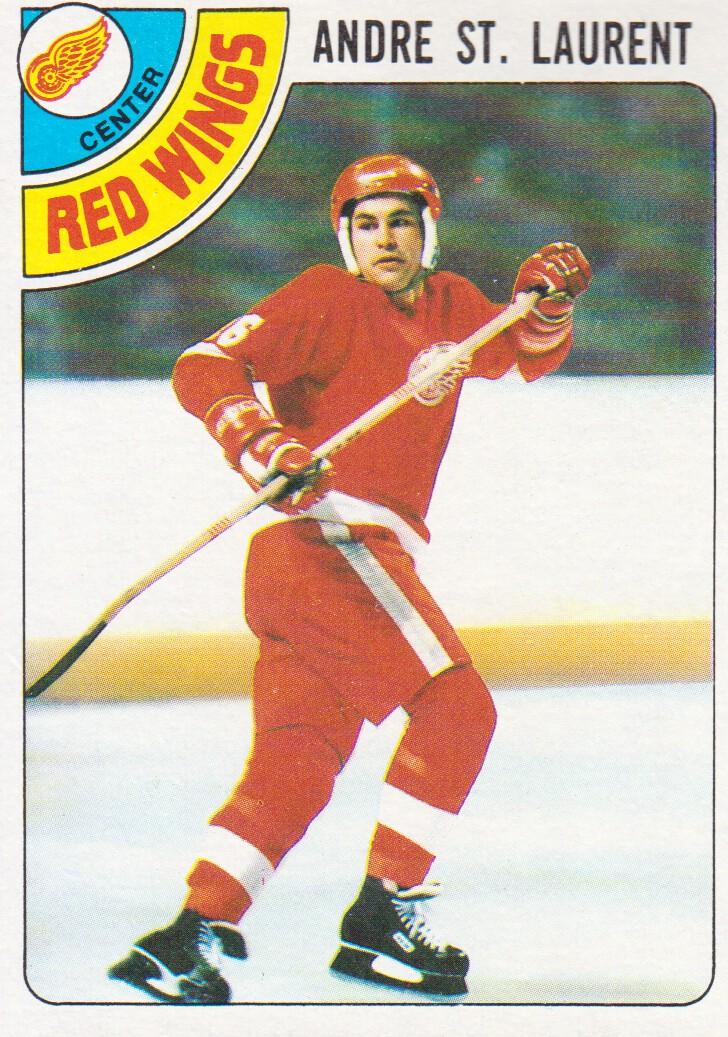1978-79 Topps #32 Andre St.Laurent