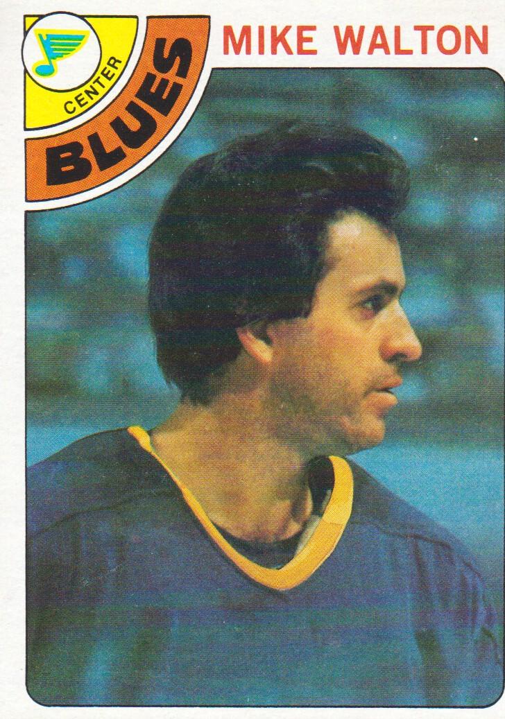 1978-79 Topps #38 Mike Walton