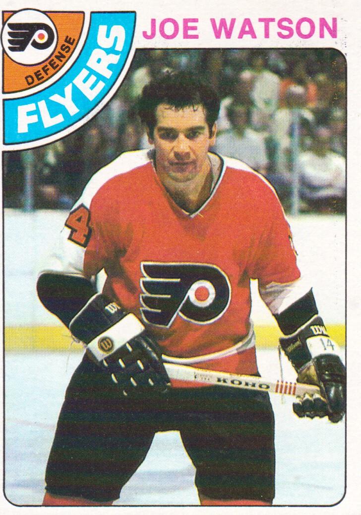 1978-79 Topps #43 Joe Watson