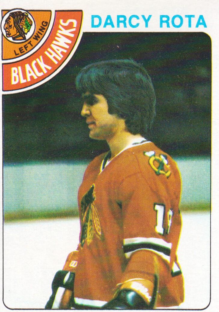 1978-79 Topps #47 Darcy Rota