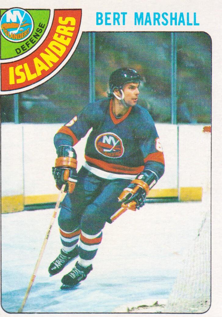 1978-79 Topps #49 Bert Marshall