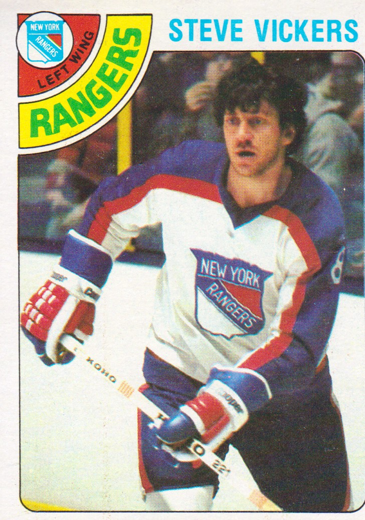 1978-79 Topps #55 Steve Vickers