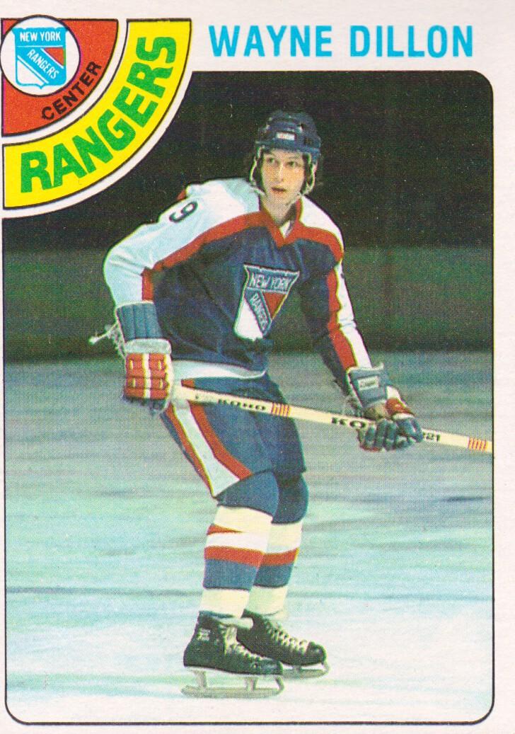 1978-79 Topps #73 Wayne Dillon