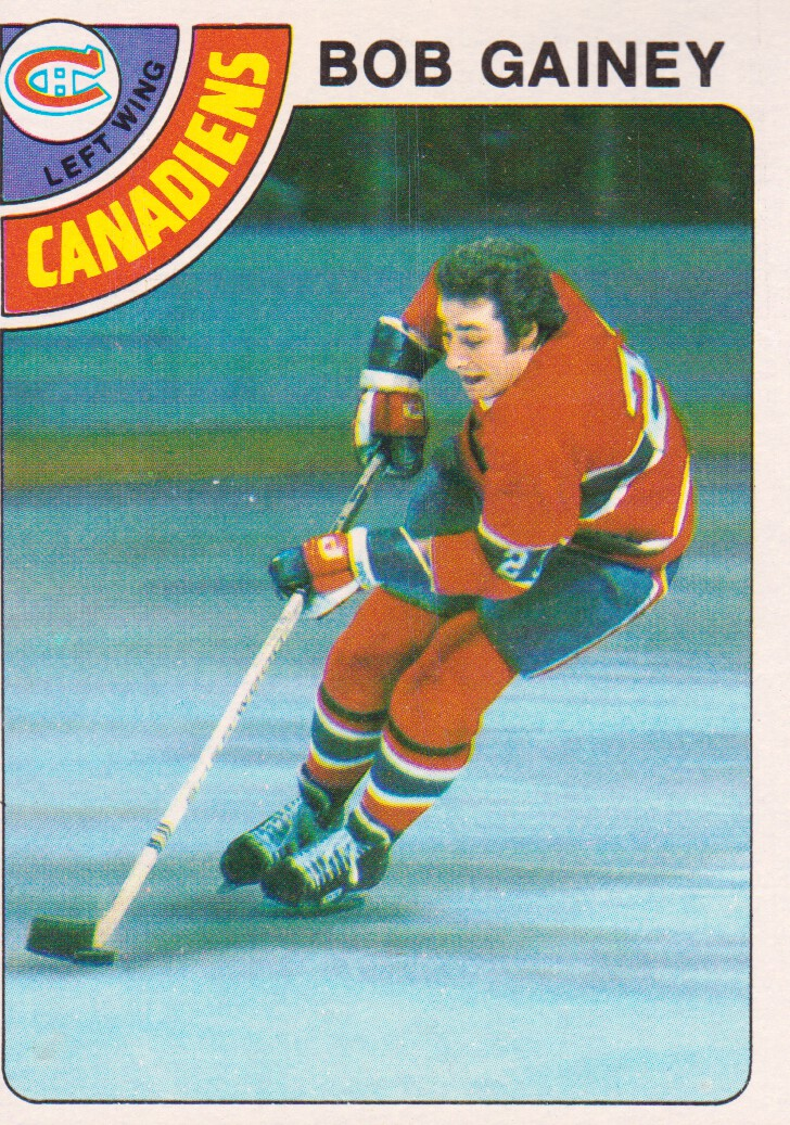 1978-79 Topps #76 Bob Gainey