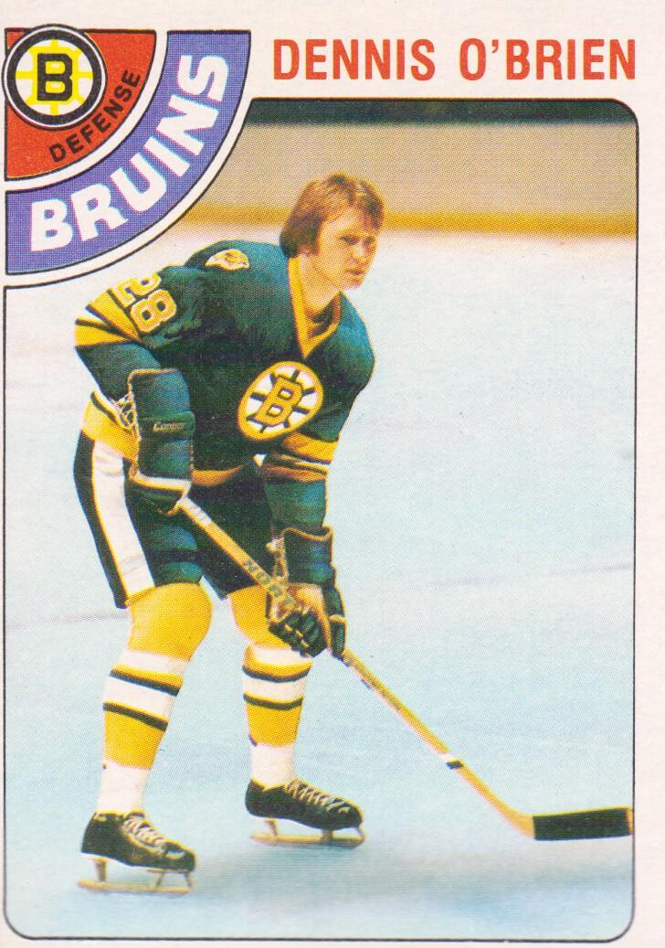 1978-79 Topps #104 Dennis O'Brien