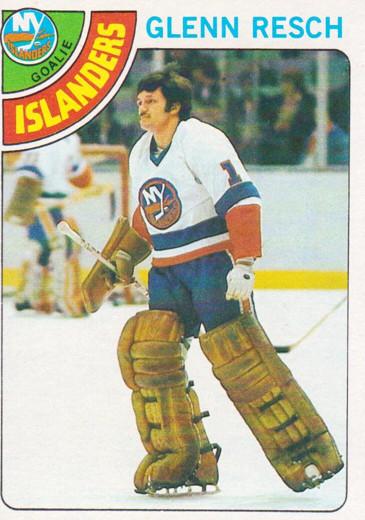 1978-79 Topps #105 Glenn Resch