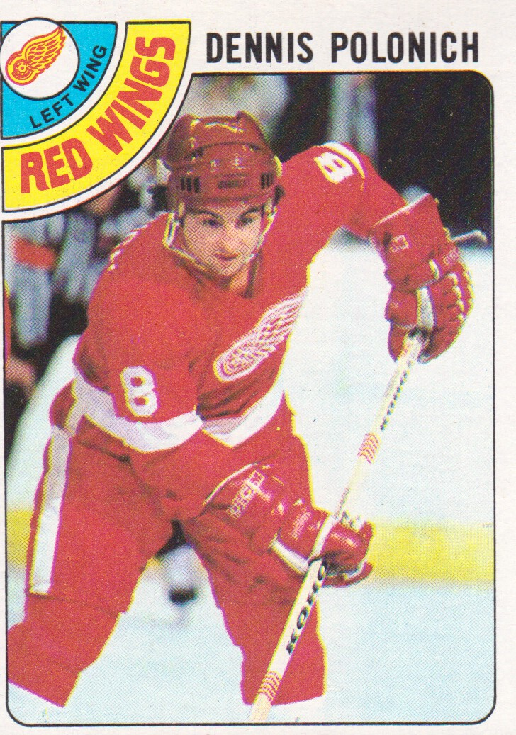 1978-79 Topps #106 Dennis Polonich