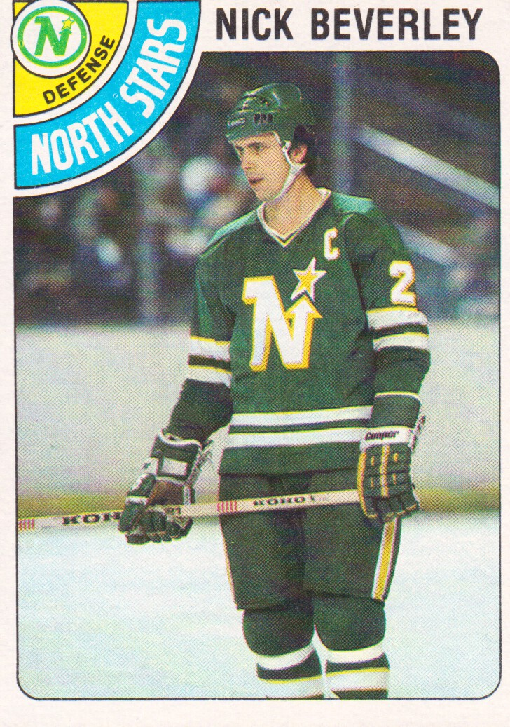 1978-79 Topps #111 Nick Beverley